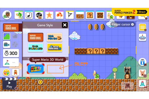 GameThink: What the Super Mario Maker 2 direct means for ...