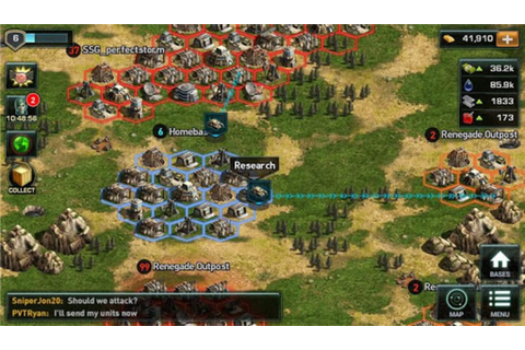 War of Nations: PvP Domination for Android - Download
