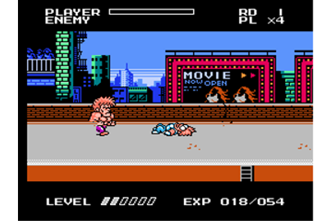 Mighty Final Fight (USA) ROM