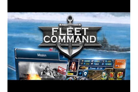 Fleet Command - Gameplay IOS & Android - YouTube