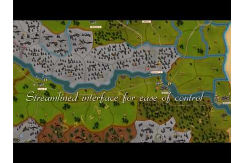 Rise of Prussia Gameplay Trailer - YouTube