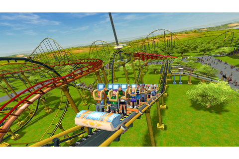 RollerCoaster Tycoon 3 Complete Edition is Epic Games ...