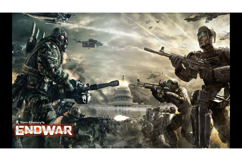 Best Game Ever (Tom Clancy's End War) - YouTube