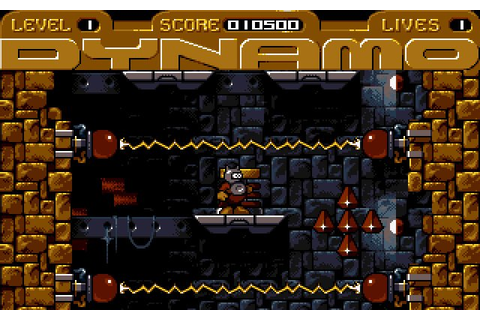 Download Captain Dynamo action for DOS (1993 ...
