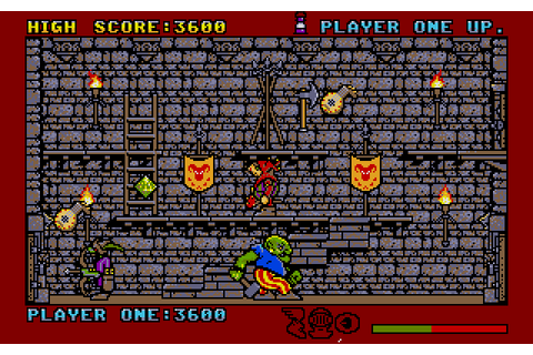 Black Lamp Screenshots for Atari ST - MobyGames