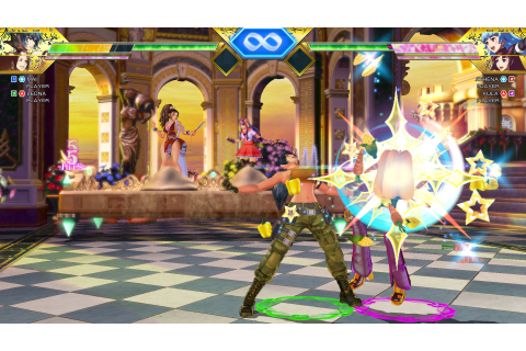 SNK Heroines: Tag Team Frenzy In-Game Costumes Announced ...