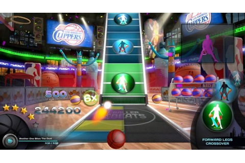 NBA Baller Beats Review - GameRevolution
