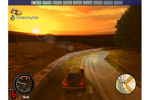 Mobil 1 Rally Championship - Ross's Game List - Accursed Farms