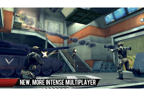 Modern Combat 4: Zero Hour - Android Apps on Google Play