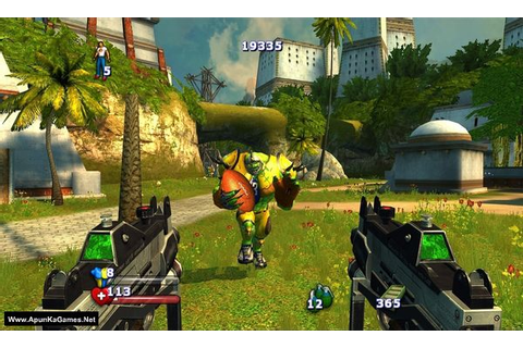 Serious Sam 2 PC Game - Free Download Full Version