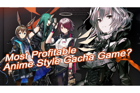 【Arknights】: might be the most profitable Gacha game in ...