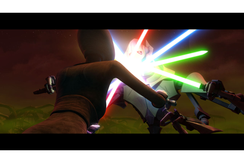 "Clone Wars TV Series: Star Wars: The Clone Wars ""Massacre"""