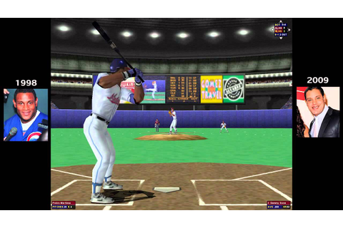 Let's Play Some Sports...Games - High Heat Baseball 2001 ...