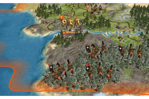 Civilization IV®: Warlords on Steam - PC Game | HRK Game