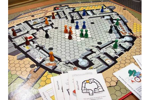 Escape from Colditz as Procedurally Paced Narrative ...