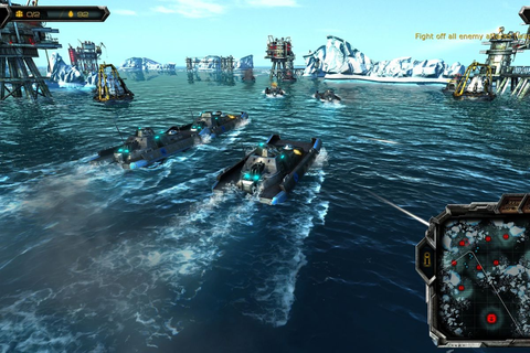 Oil Rush 3D naval strategy game heading to Android in Feb ...