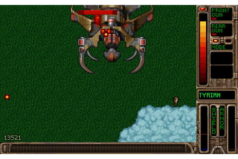 Download Tyrian 2000 shooter for DOS (1999) - Abandonware DOS