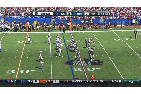 Review: DirecTV NFL Sunday Ticket TV Live Streaming App ...