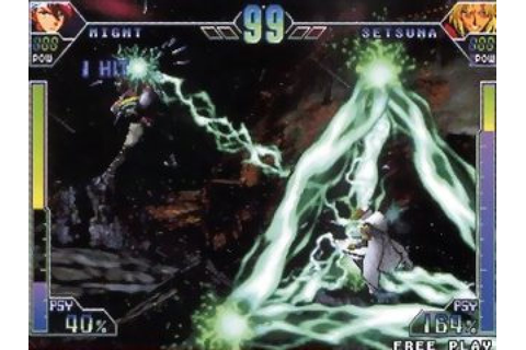 Psychic Force 2012 (1998) by Taito Arcade game
