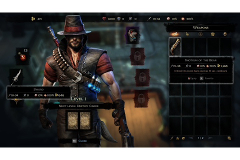 Victor Vran review: Your loot is your class in this ...