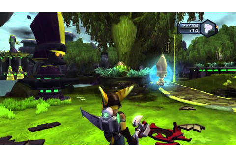 Ratchet & Clank : Opération Destruction - Festival Combat ...