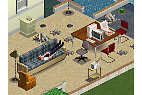 Bereroth on.com: Game The Sims (from Wikipedia)
