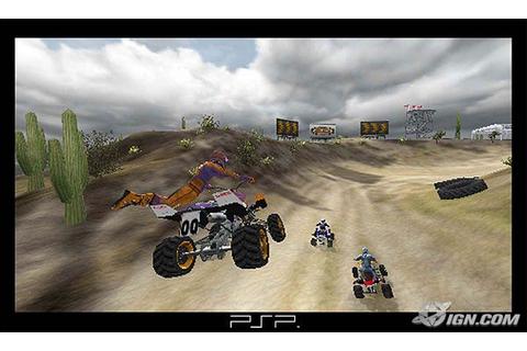ATV Offroad Fury: Blazin' Trails Screenshots, Pictures ...