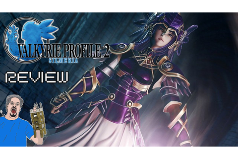 Valkyrie Profile 2: Silmeria Review (PS2) - YouTube
