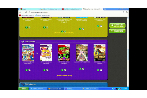 Best Site to Download Pc,Ps3,X-box 360,Wii,PSP,PS2 Game ...