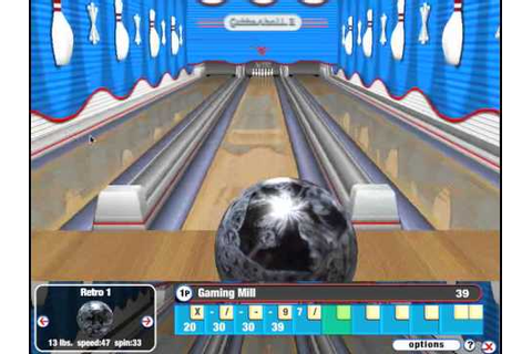 Gutterball 2 review skittles bowling game on the PC ...