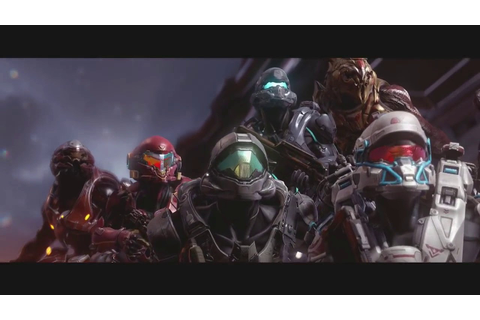 Halo: Infinite War - Official Trailer - YouTube