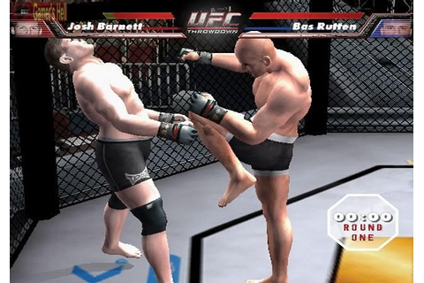 UFC Sudden Impact Game Free Download For Pc - Download ...