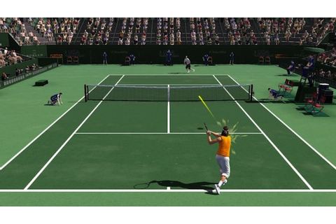 New Balls Please: Where Are The PS4/XB1 Tennis Games ...