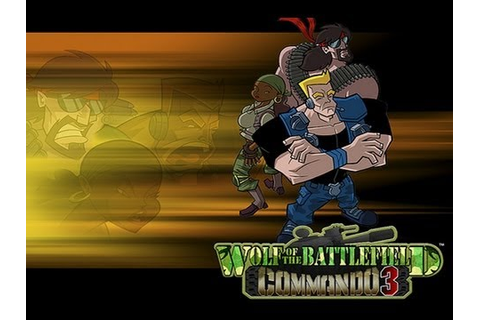 CGRundertow WOLF OF THE BATTLEFIELD: COMMANDO 3 for ...