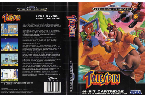 Talespin games