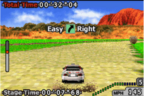 GT Advance 2 Rally Racing - Game Boy Advance - Acheter ...