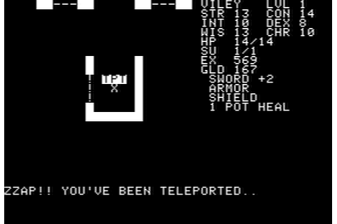 Download Telengard - My Abandonware