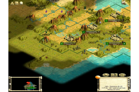 Sid Meier's Civilization 3: Play the World Download Game ...