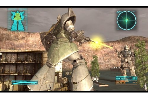 Mobile Suit Gundam: Target in Sight (2006) by BEC PS3 game