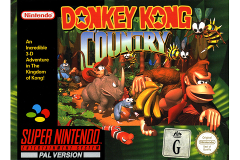 Donkey Kong Country HD Wallpaper | Background Image ...