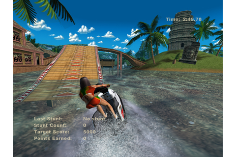Download FREE Kawasaki Jet Ski PC Game Full Version