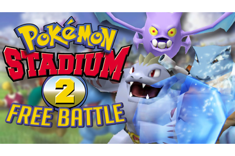 Pokémon Stadium 2 | The Most Intense Battle Ever!! - YouTube