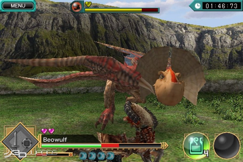 Stick Game Android: Monster Hunter Dynamic Hunting Android ...