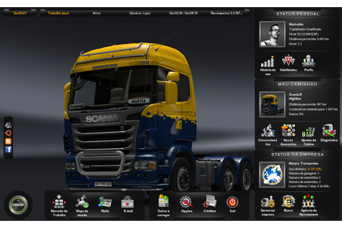 Euro Truck Simulator 2 PC Download Completo Link Único ...