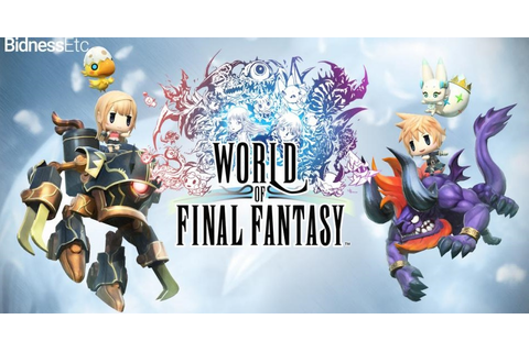 Download World of Final Fantasy for PC & Mac for free