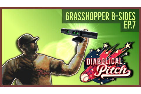 Diabolical Pitch REVIEW - The Best-Worst Kinect Game ...