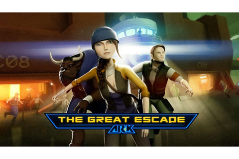 AR-K: The Great Escape - Free Full Download | CODEX PC Games