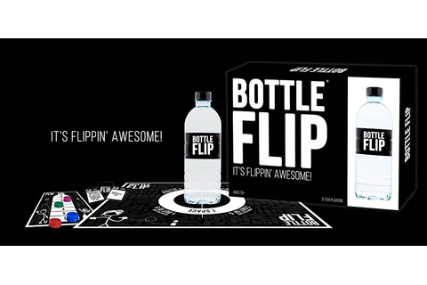 Amazon.com: Bottle Flip Board Game: Toys & Games
