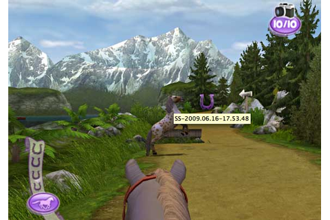 Pony Friends 2 horse game for Nintendo DS, Wii & PCHorse Games