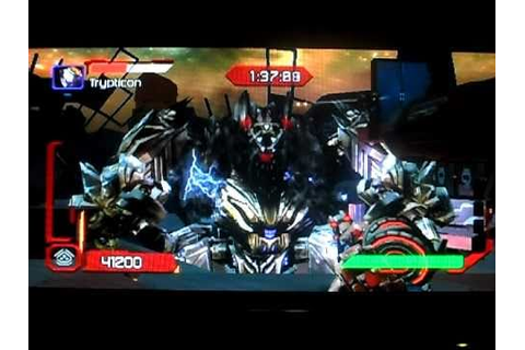 let's play transformers cybertron adventures pt17 BOSS ...